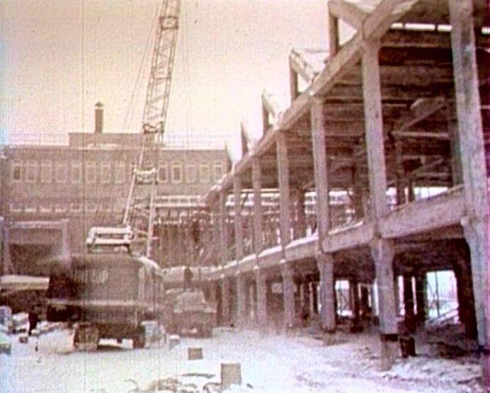 Budowa Krakowskiego Ośrodka Telewizyjnego