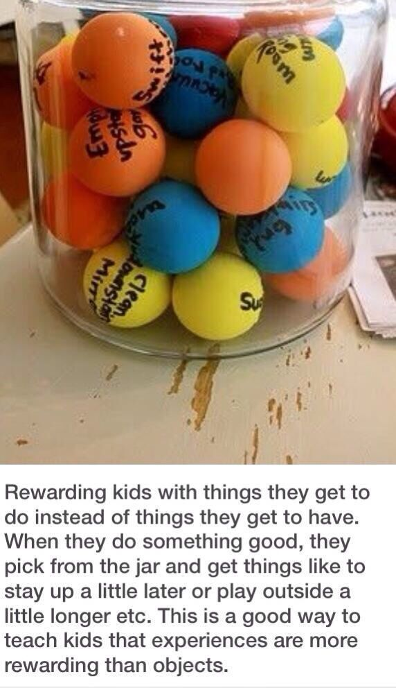 Something to keep in mind for the future when I have kids!
