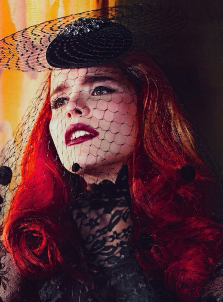 Paloma Faith in Glamour magazine