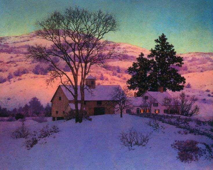 <b>Maxfield Parrish</b>