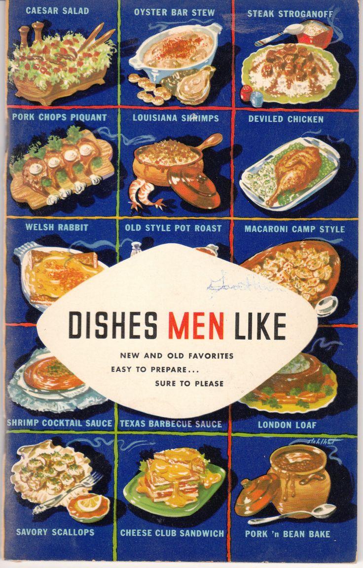 557 best cookbook covers images on pinterest vintage kitchen dishes men like lea perrins vintage cookbook by randrvintagebooks on etsy sold forumfinder Choice Image