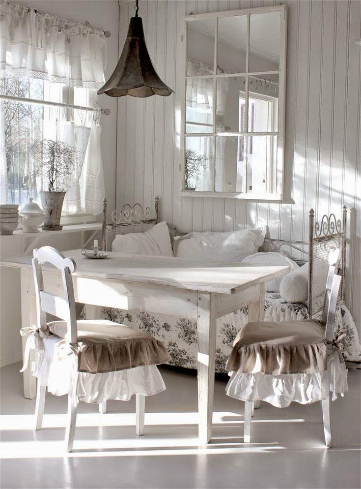 ambiance cottage anglais