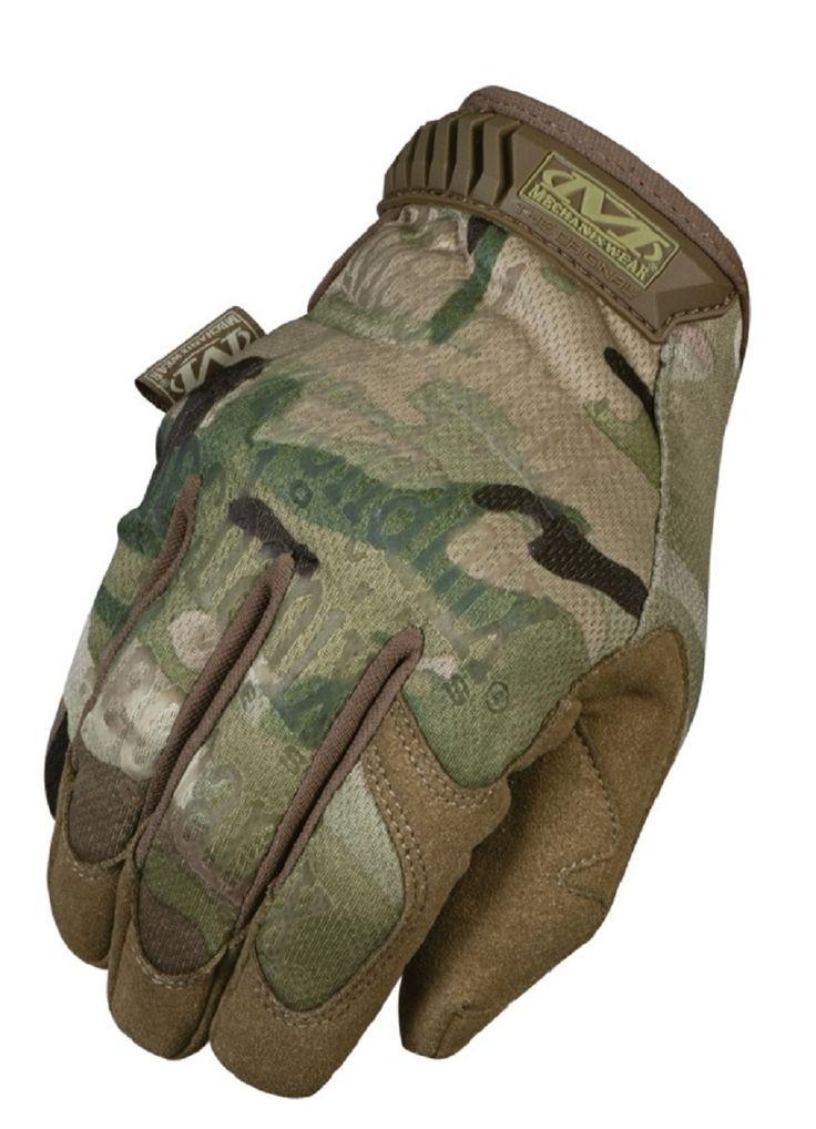 Handschuhe MECHANIX WEAR Original Multicam | S