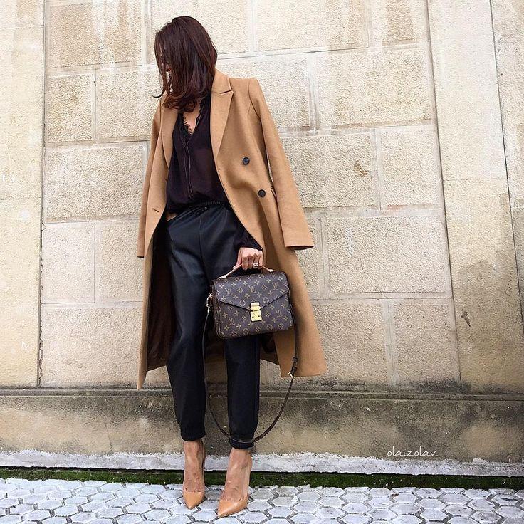 Louis Vuitton Pochette Metis. Next splurge!                                                                                                                                                                                 More