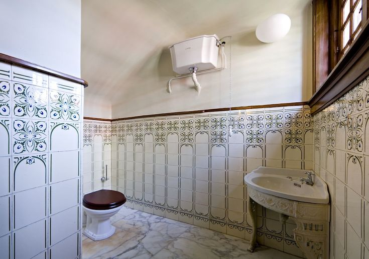 17 best images about toilet beneden on pinterest toilets victorian toilet and flush toilet - Origineel toilet idee ...