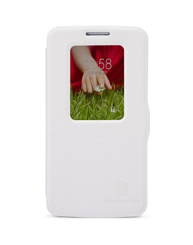 Θήκη Smart Cover Preview (Flip Case) OEM - Λευκό (LG G2 Mini) - myThiki.gr - Θήκες Κινητών-Αξεσουάρ για Smartphones και Tablets - Χρώμα λευκό