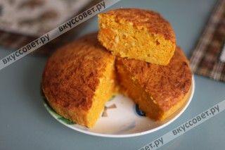 Такой пирог придется по вкусу всем любителям сладкого и тыквенного