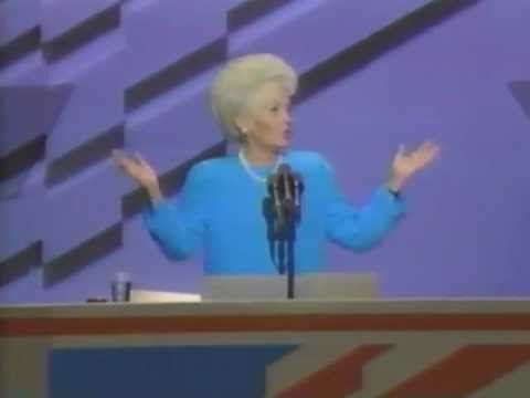 Mother's Day & Governor Ann Richards