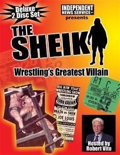 The Sheik Detroit Wrestling's Greatest Villain 2 DVD