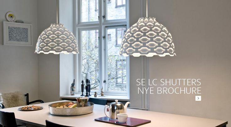 LC Shutters - Louis Poulsen Lamper - Louis Poulsen Lighting A/S
