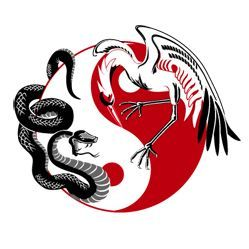 The History Of Wing Chun Originates From Two Animals The Snake vs The Crane.  詠春