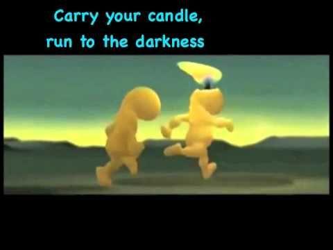 carry your candle lyrics pdf