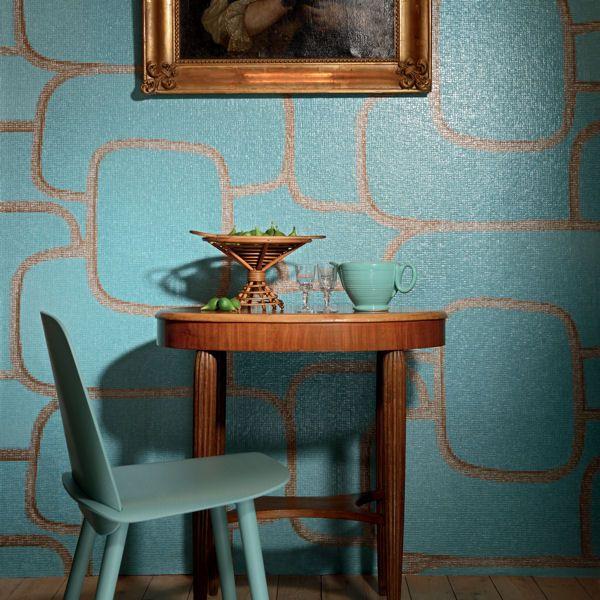 17 meilleures id es propos de papier peint de journal sur pinterest mur de journal vieilles. Black Bedroom Furniture Sets. Home Design Ideas