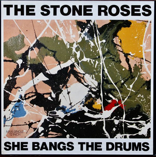 The Stone Roses - She Bangs The Drums (Vinyl) at Discogs