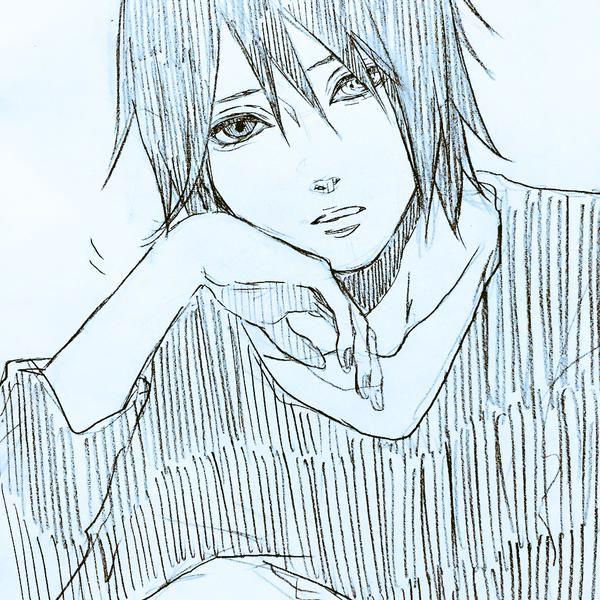 how to draw sasuke shippuden