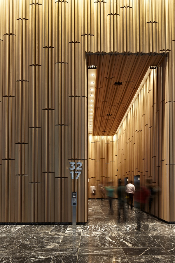 85 Castlereagh Street Wayfinding Design By Buro North