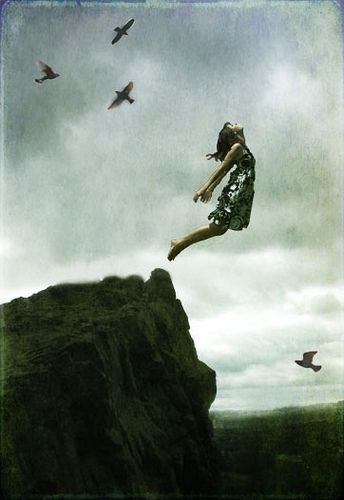 Secret #14. I'm deathly afraid of heights. {13/365} by Whitney Justesen on Flickr.