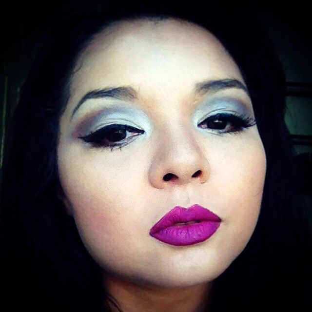 Make de hoje. #make #amo #love #makeup #maquiagem #kryolan #mac #maccosmetics #lancome #basic