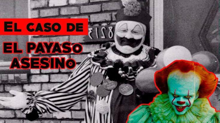 TODO sobre el caso de EL PAYASO ASESINO que inspiró IT