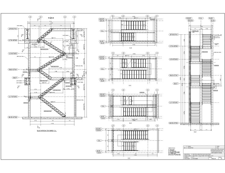 Advanced detailing corp steel stairs shop drawings stairs in 2019 steel stairs stair for Construction drawings and details for interiors