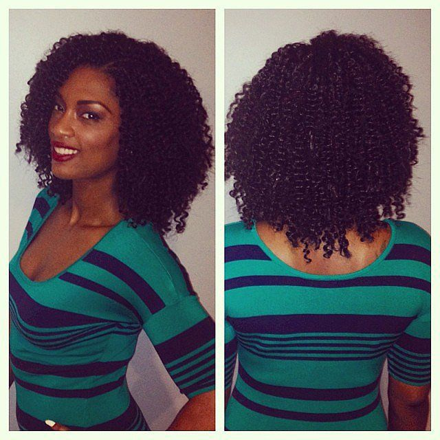 New Hair Do (Crochet Braids) and today is my 1 year anniversary of being Natural!!!!
