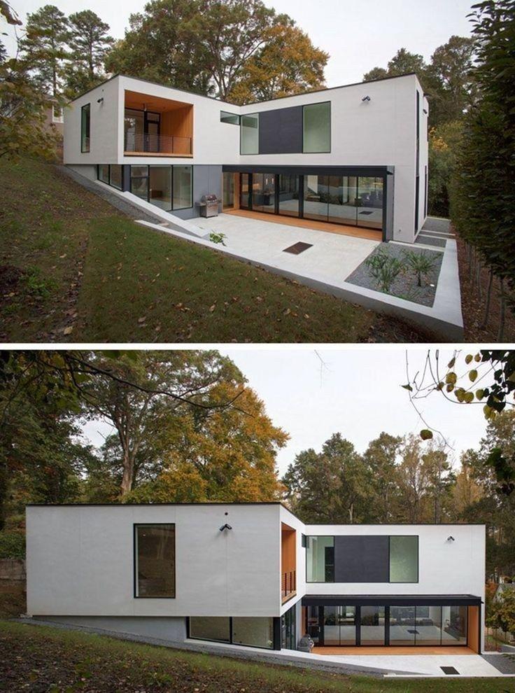 20 Best Of Minimalist House Designs Simple Unique And Modern Minimalist House Design Architecture House Container House