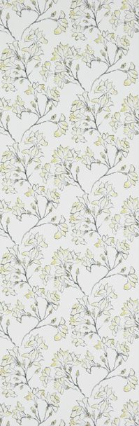 magnolia tree wallpaper in mimosa from designers guild