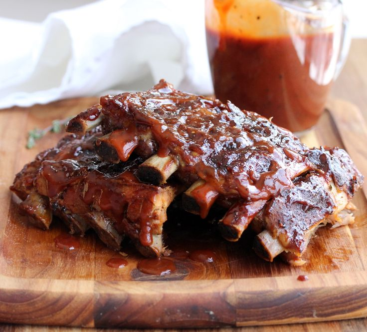 Pork rib recipes not bbq