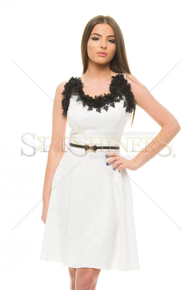 StarShinerS Famous White Dress