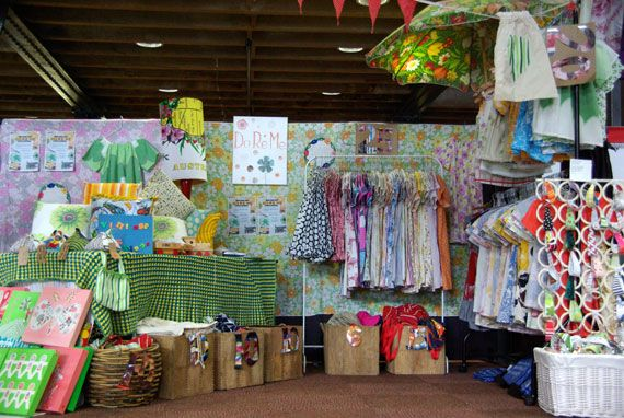 Tips on a successful market stall