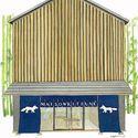 メゾン キツネ、代官山に路面店オープン - 和モダンな空間、限定のスウェットやTシャツが登場 写真1