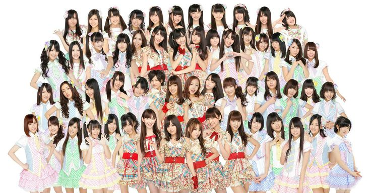 AKB48 whole team <3