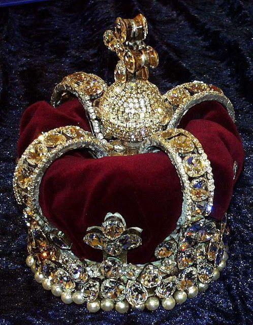 Königliche Juwelen: Die Krone der Königin Maria von Modena