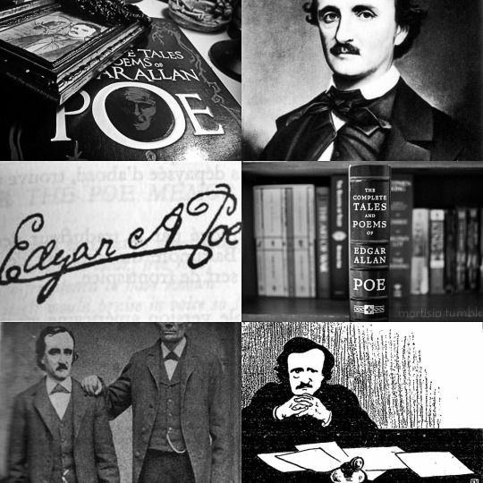 A biography of edgar allan poe a gothic tales writer