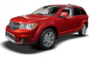 2012 Dodge Journey Overview