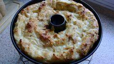 Receta de Budín o Pudding de Pan light sin azúcar hecho con sucralosa y leche desnatada para que sea con menos calorías y apto para dietas. Receta paso a paso con fotos: budin-pudding-pan-light