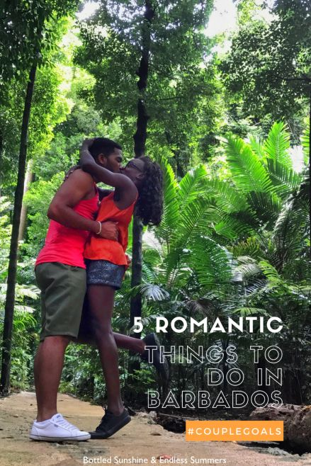 Steven and Bernadette share their favourite romantic spots & activities in Barbados.