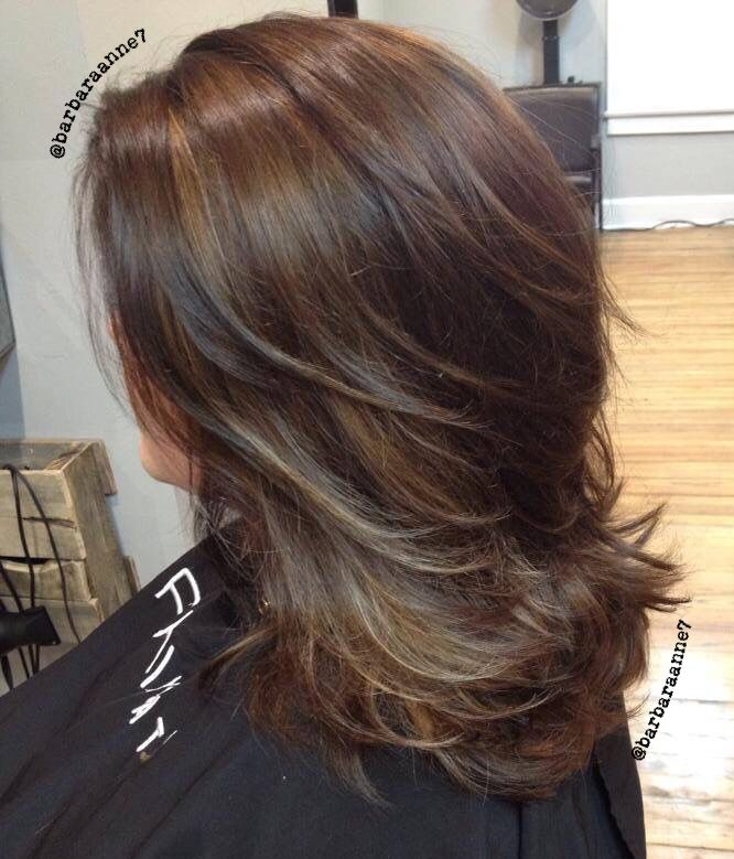 Kenra Color Brunette Caramel Dimensional Color Face