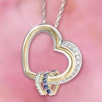A cute locket to wear by a mother