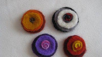 pokotali: felting pins