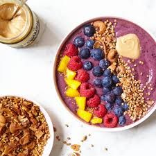 Image result for beautiful acai bowls