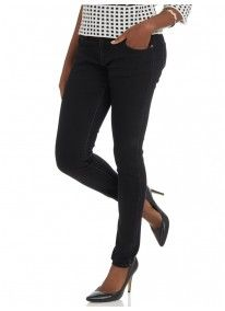 STYLE REPUBLIC | Skinny Jeans Black
