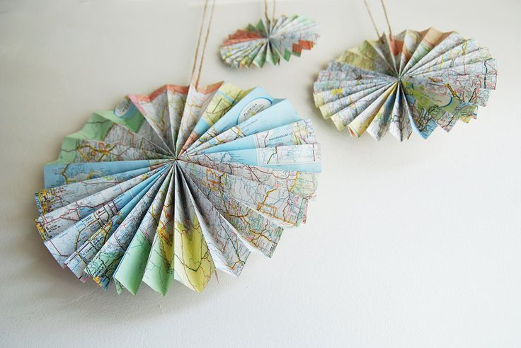 map inspired weddings travel themed wedding invitations and paper from Etsy hanging map decor