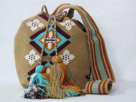Luxy Mochila Shoulder Bag Sac à main  Borsa Wayuu  by PavanaFit