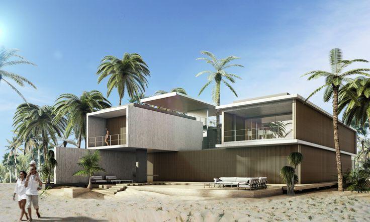 Sordo Madaleno Arquitectos projeta novo empreendimento turístico na Ilha de Cozumel, México,Courtesy of Sordo Madaleno Arquitectos