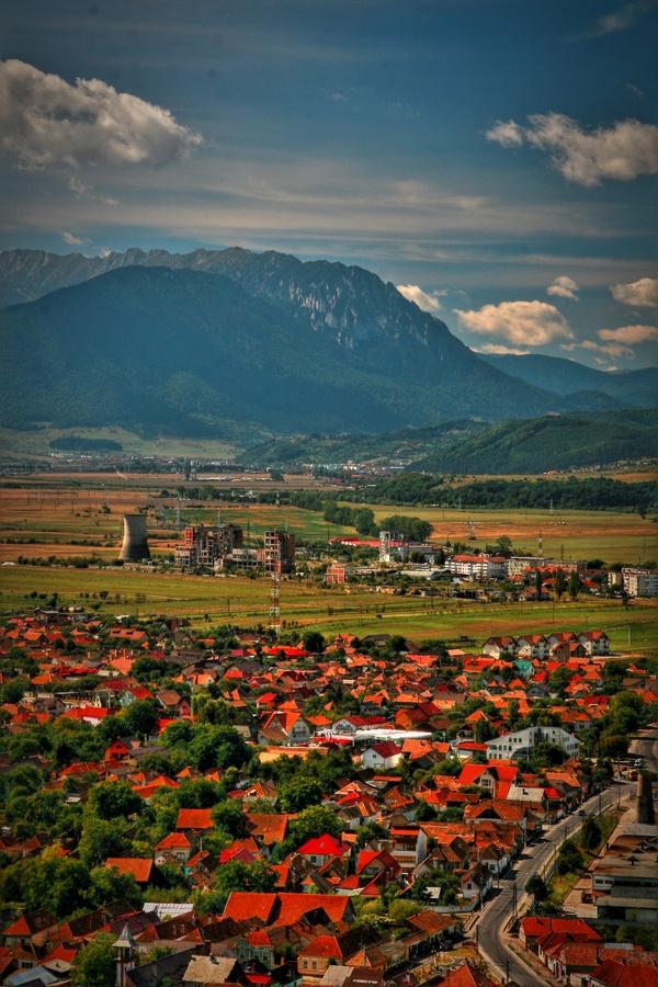 Rasnov, Romania.