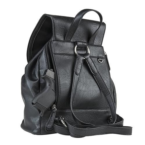 Concealed Carry Womens Backpack- Blk