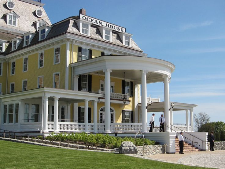 The Ocean House, Watch Hill, R.I.