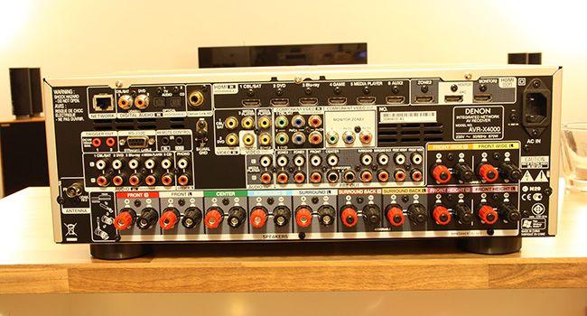 Víc než dokonalá výbava pro domácí kino s podporou nejaktuálnějších technologií. Ajako bonus slušný streamer a další digitální zařízení v jednom těle... To je Denon Europe AVR-X4000. Více na http://www.hifi-voice.com/domaci-kino/a-v-receivery/1119-denon-avr-x4000.html