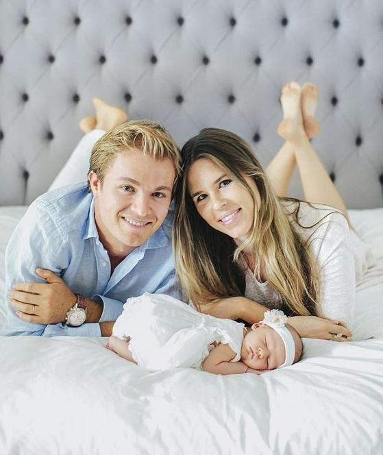 Familie Rosberg